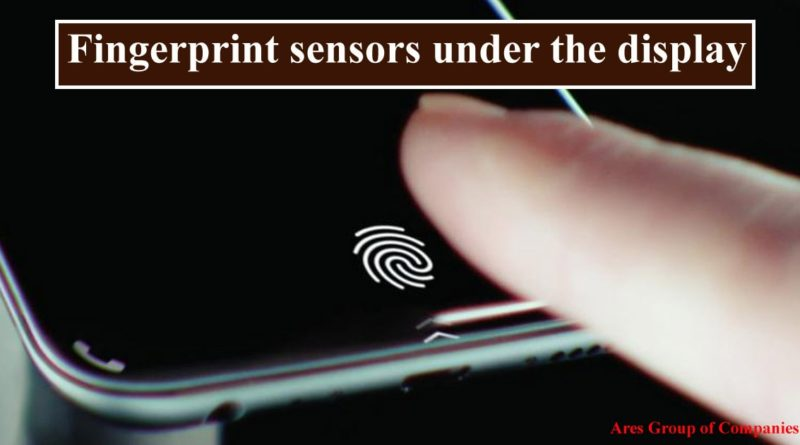 Fingerprint Sensor under Display